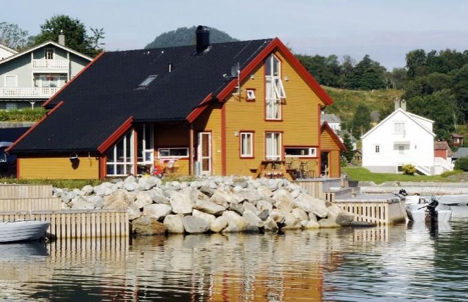 frische fische im fjord angeln. Black Bedroom Furniture Sets. Home Design Ideas