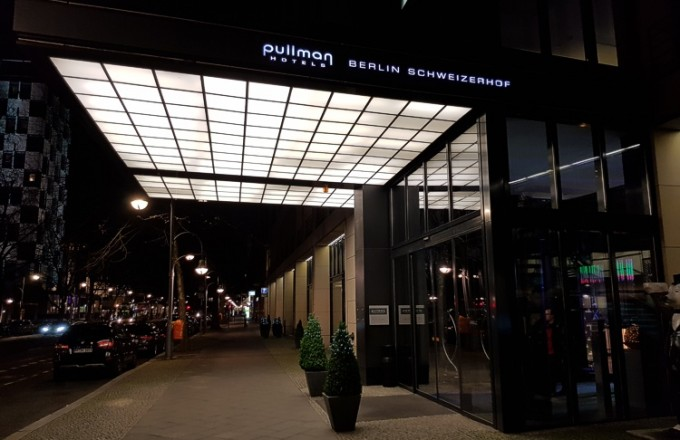 Gute Nacht In Berlin Pullman Berlin Schweizerhof
